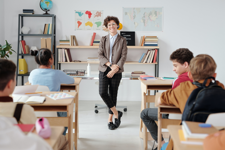 Teachers pick up so many leadership skills in the classroom