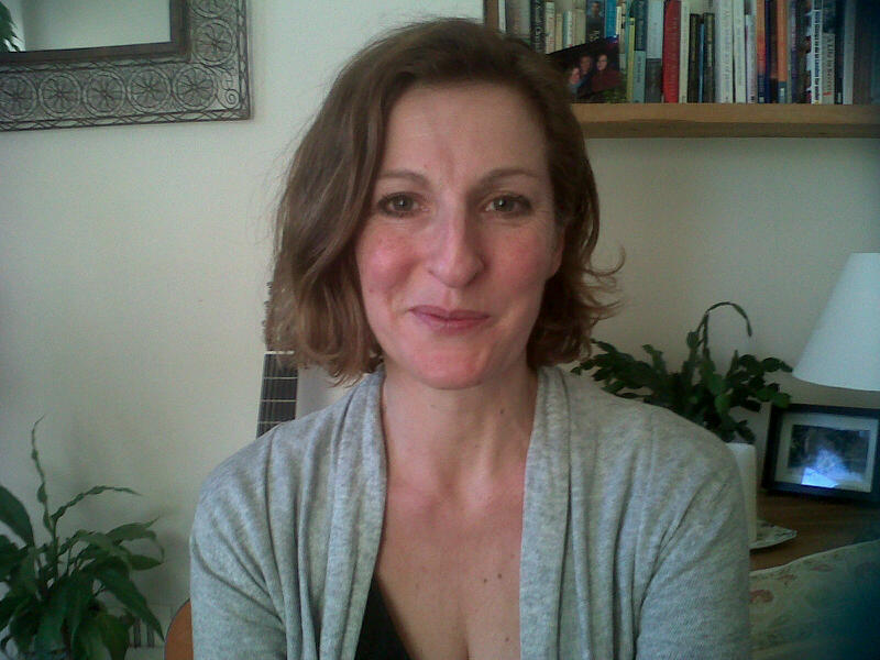 Writing coach Avril has moved on from TEFL to teach other skills