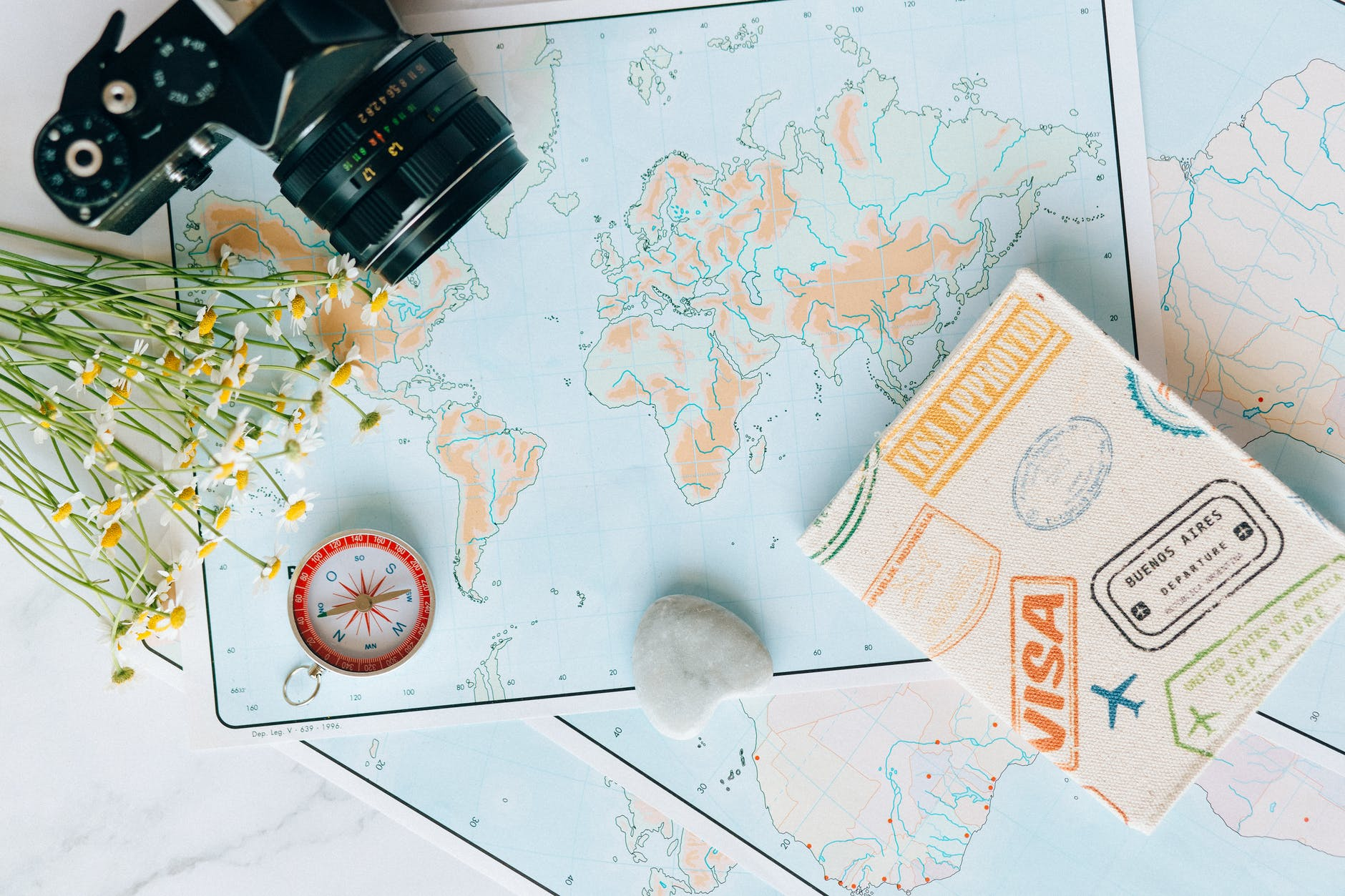 It is important to get your working visa sorted if you want to work overseas
