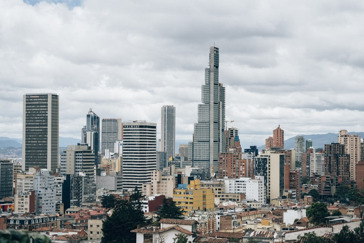Bogota is full of history and culture, and is a great place to teach English