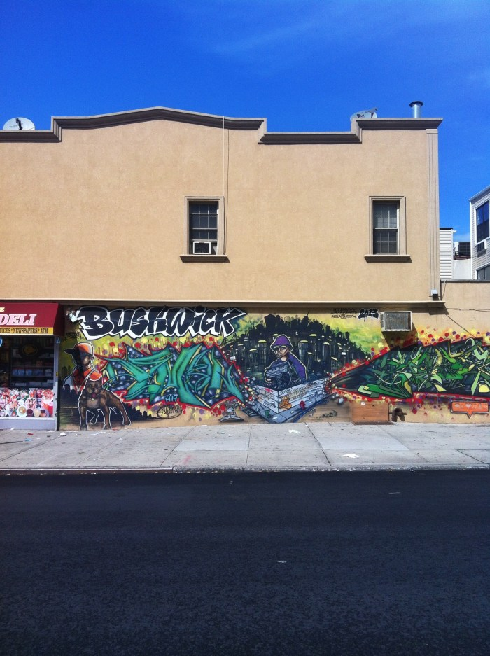 The walls of New York City is filled with amazing street arts