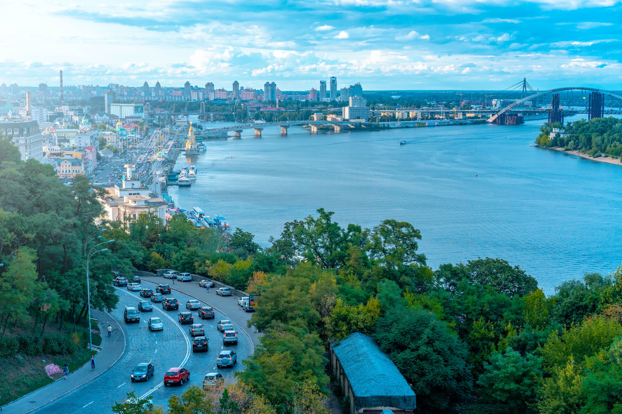 Ukraine is the perfect place for expats or teachers looking for a comfortable mix of familiar and novel