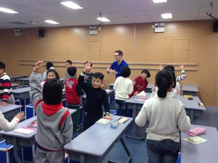 Teaching language to children can be challenging yet rewarding at the same time
