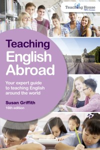 Susan Griffith is the author of Teaching English Abroad who compiled teaching stories from real teachers around the world