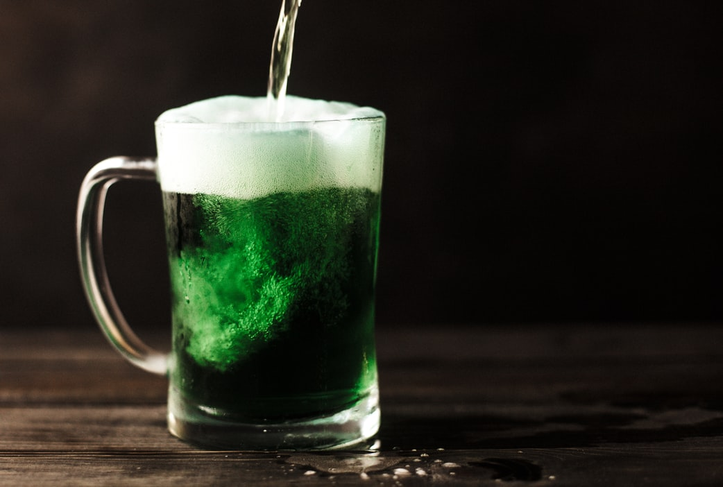 Celebrate St. Patrick's Day with your students by doing this downloadable ESL lesson