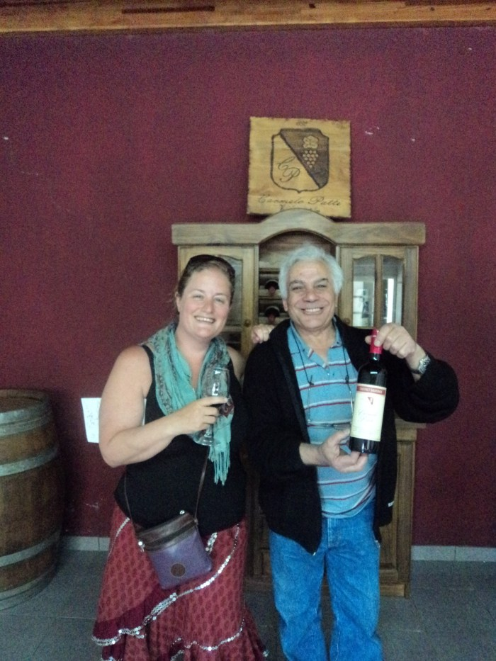 Travellers in Argentina have to try their delicious wines during their trip