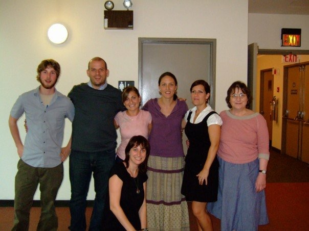 Lizzy had a great time learning, and afterwards teaching language, at Teaching House New York