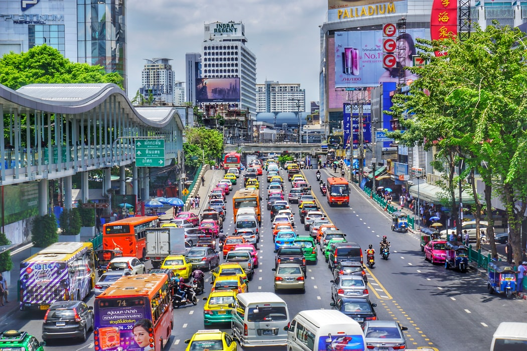 Thailand is home to gorgeous landscapes and a vibrant culture that expats often fall in love in