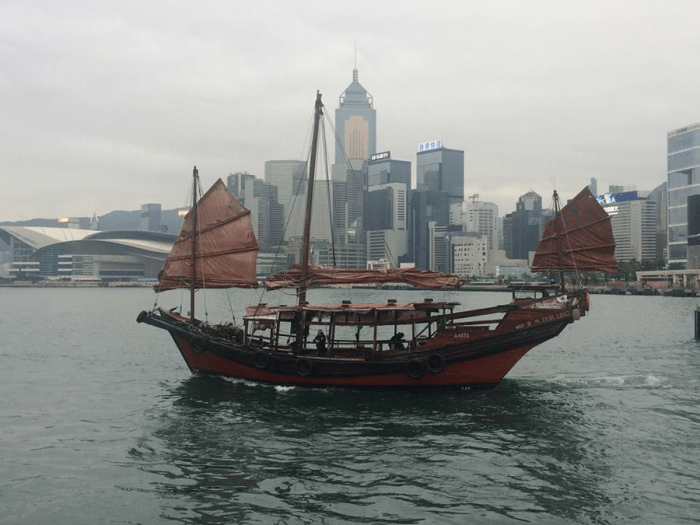 ESL teacher Jeremy wrote about his experience teaching English in Hong Kong, China