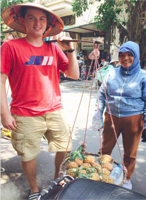 Jeremy is a CELTA-trained English teacher who has taught in Vietnam and Hong Kong