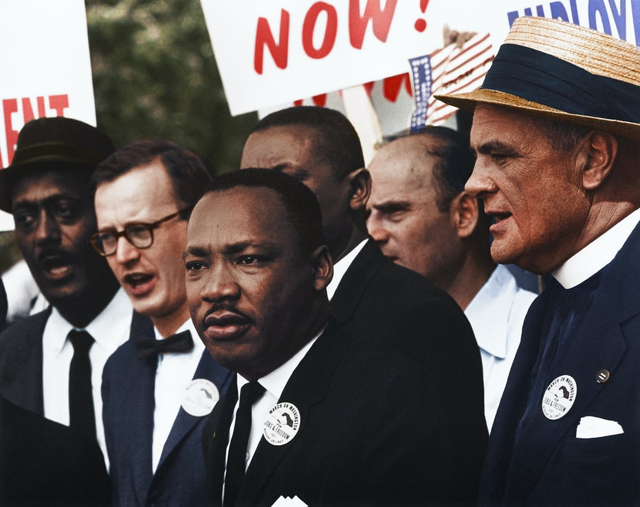 Downloadable EFL Lesson: MLK Day