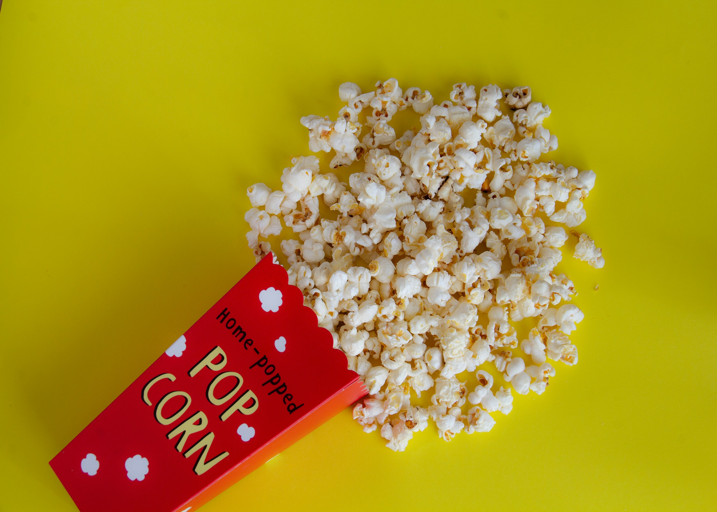 Downloadable EFL Lesson: National Popcorn Lover's Day