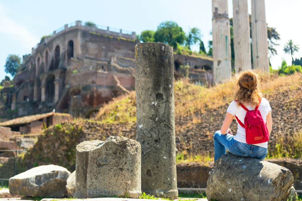 When in Rome: An Absolutely-Non-Comprehensive Visitor's Guide to the Eternal City