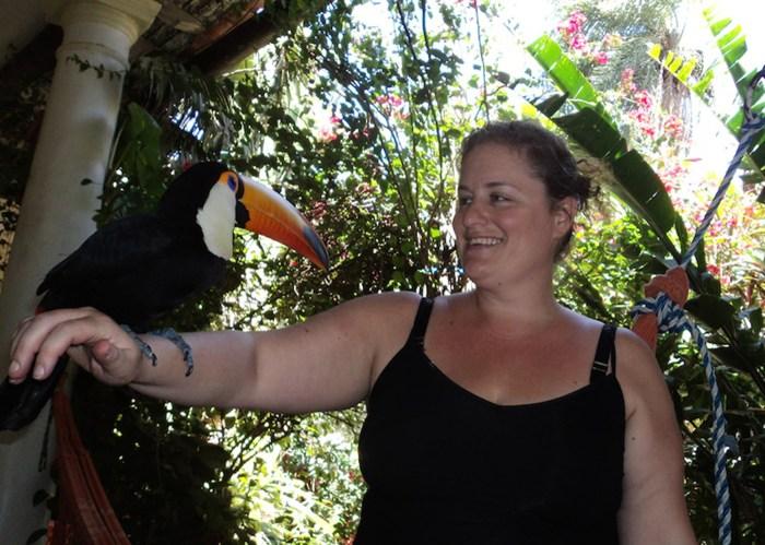 Celta-trained ESL teacher Fran shared her wildlife adventures backpacking in Bolivia