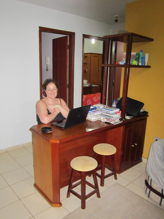 Fran Zarnitzky has a lot of experience looking for rental properties in other countries as an expat, English teacher
