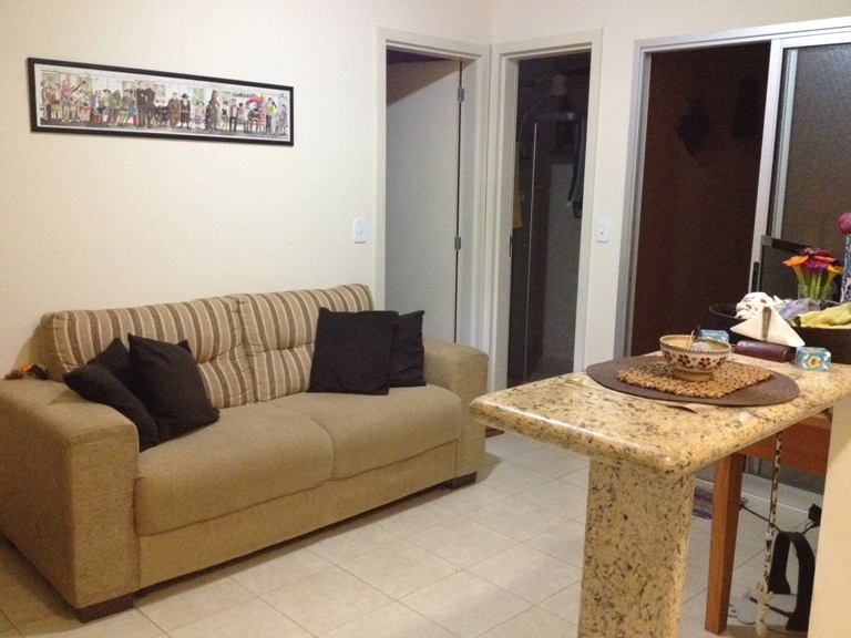 Expat English teacher Fran Zarnitzky managed to find her dream apartment in Brazil after years of searching