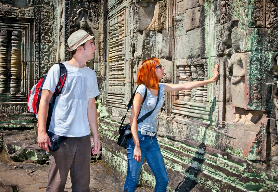 Shared Experiences: Making Friends Abroad