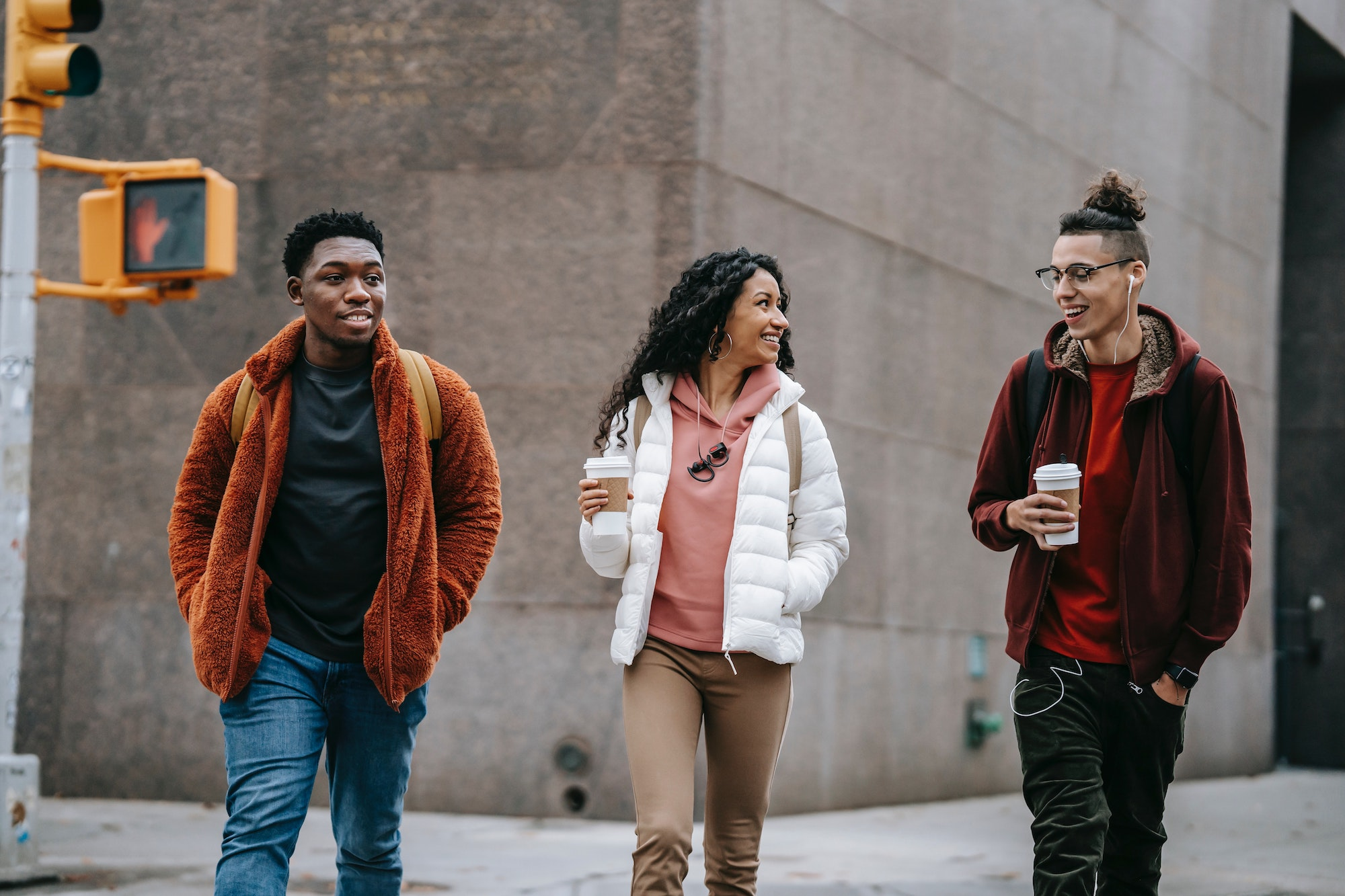 Giving awkward teenagers enough attention can be one way teachers can build trusting relationships with their students