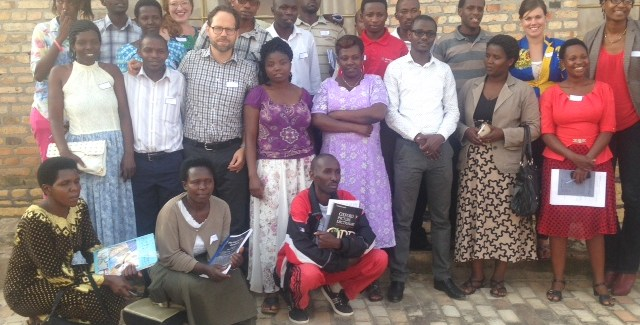 Robert's Rwandan Market Tour