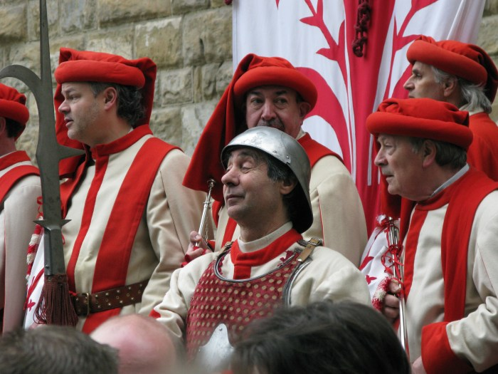 Traditions and history are still a great part of many Italian celebrations