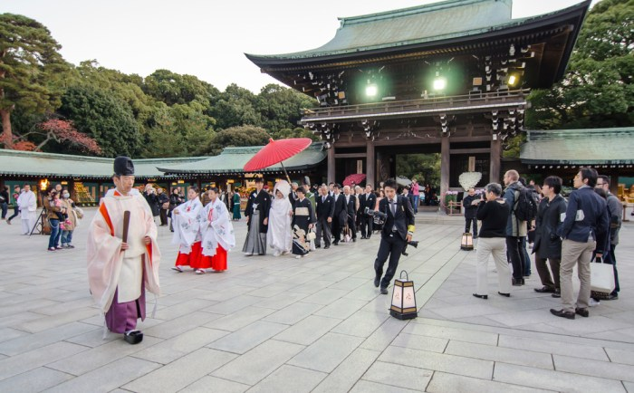 ESL teacher Ryan Horsnail listed down the rules of etiquette visitors must know before visiting the Meiji Shrine in Tokyo, Japan