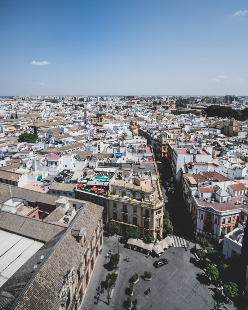 The city of Seville, Spain has plenty of job opportunities for newly trained TEFL teachers