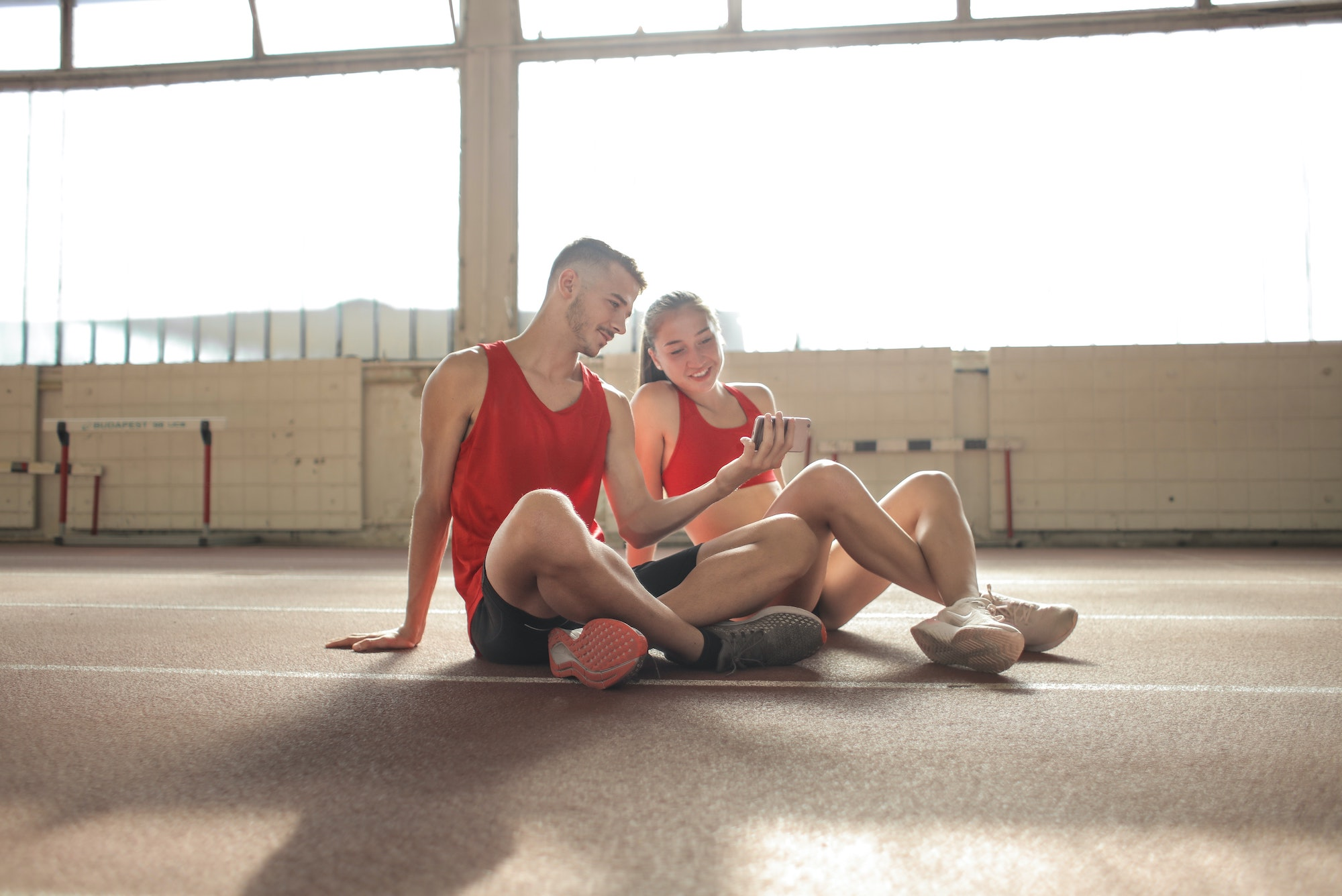 Doing workouts with friends or fellow expats will make staying fit easier and less lonely