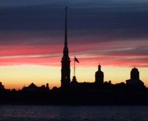 Expats teaching English in Moscow, Russia can take the overnight train and visit the city of Saint Petersburg