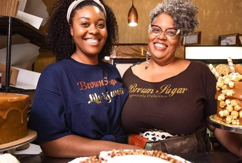 Black-owned bakery owner acquires historic candy factory
