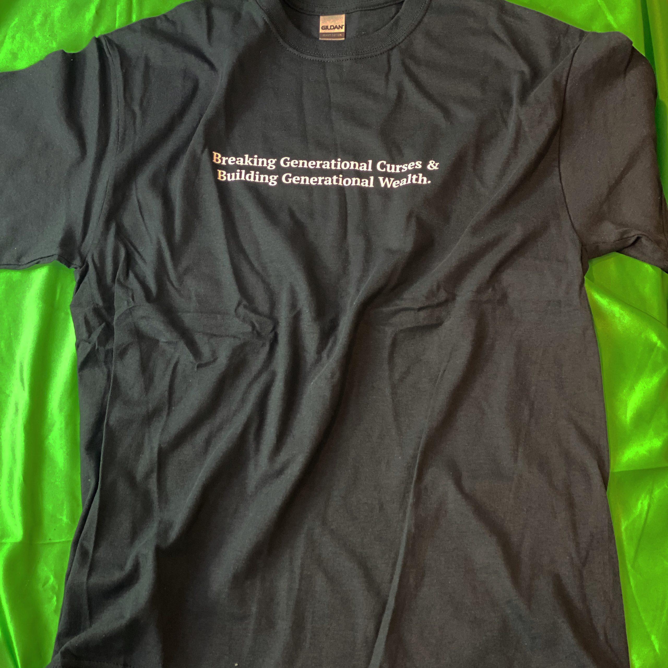 Black Wealth Renaissance T-Shirt