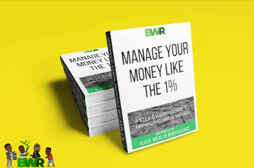 Manage Your Money Like The 1%: Ebook