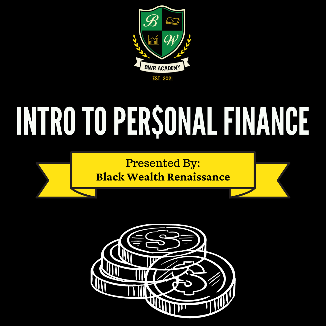 Intro To Personal Finance