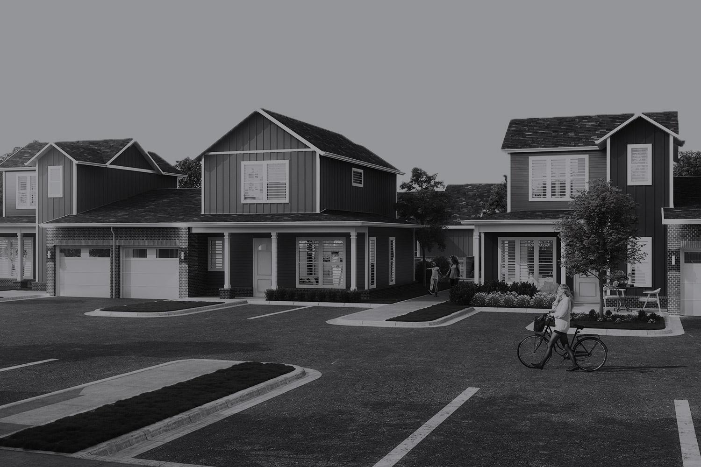 parcHAUS rental home community