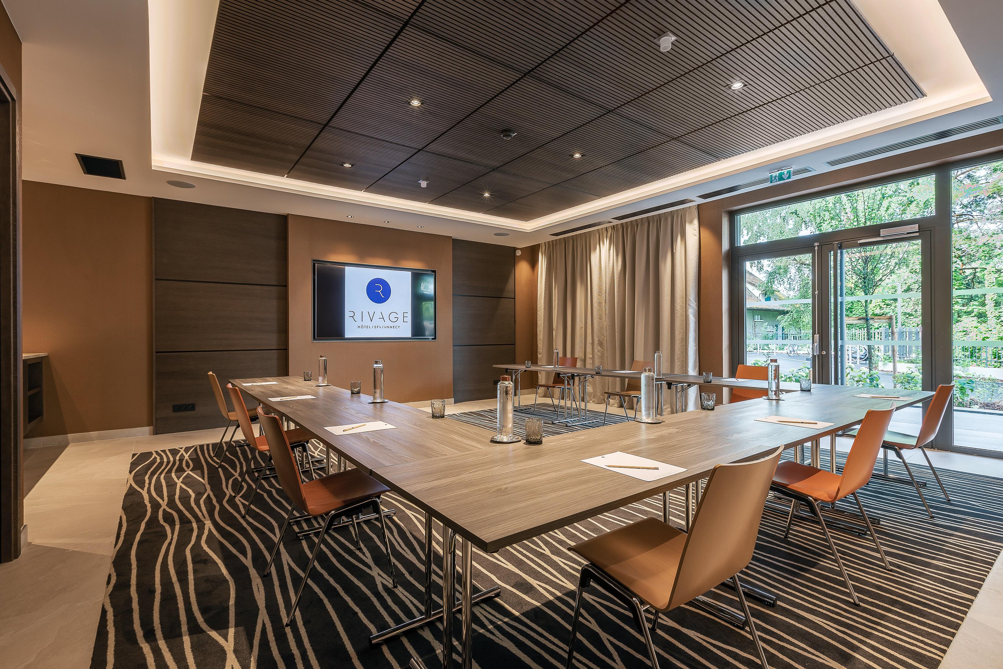 Salle de sous commission de Rivage Hôtel & Spa