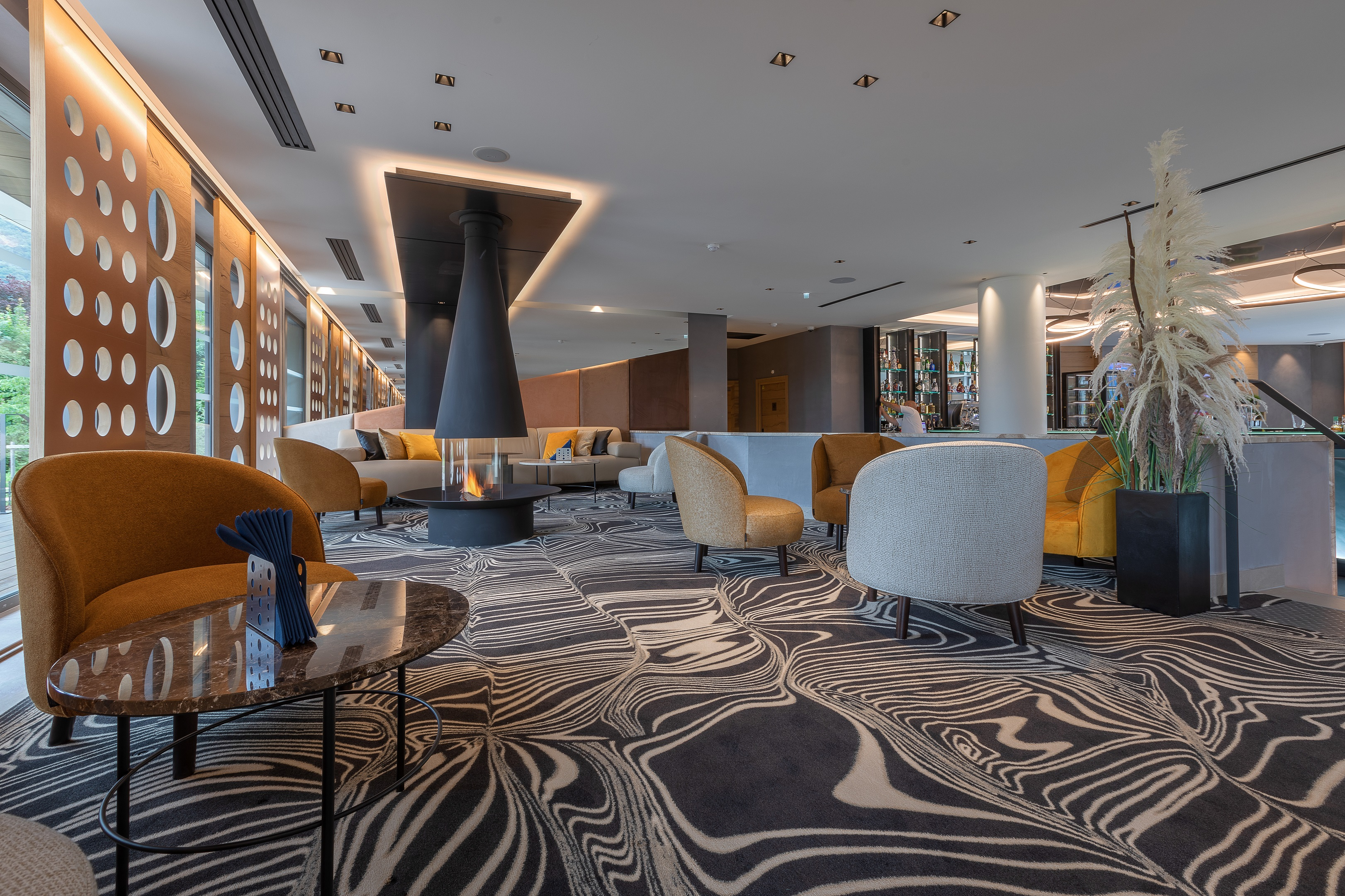 Bar de Rivage Hôtel & Spa