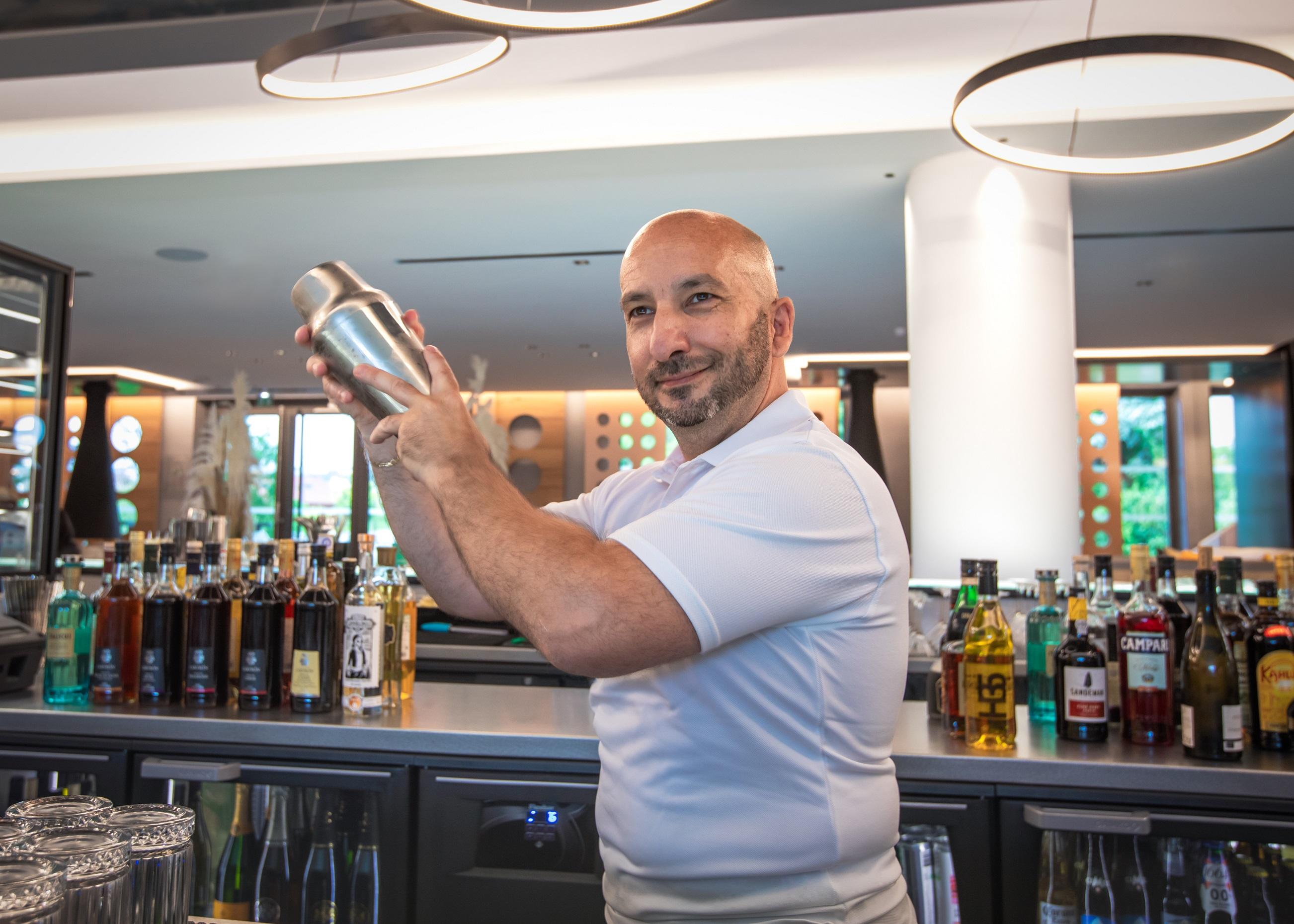 Barman Rivage Hôtel & Spa
