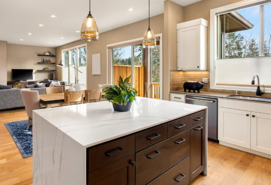 Photo of Kitchen - Residential Cleaning Services