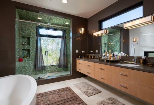 clean bathroom - 2