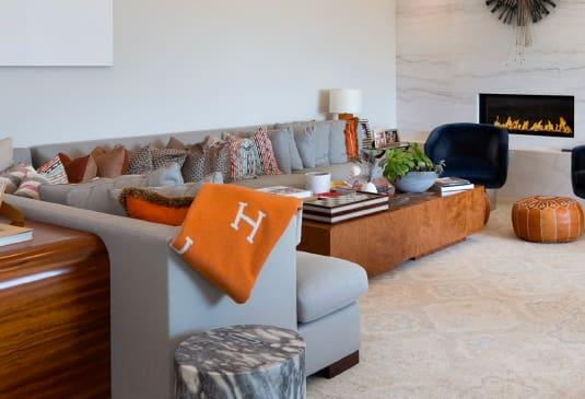 clean livingroom - 2