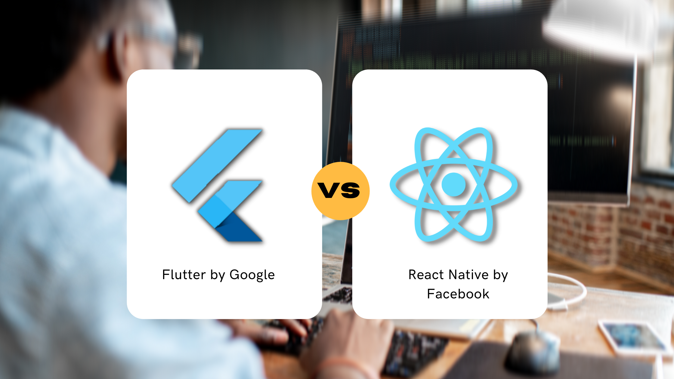 React Native and Flutter are both cross-platform development frameworks that can be used for developing mobile apps. Which one should you choose? Compare the features and decide what's best for you.