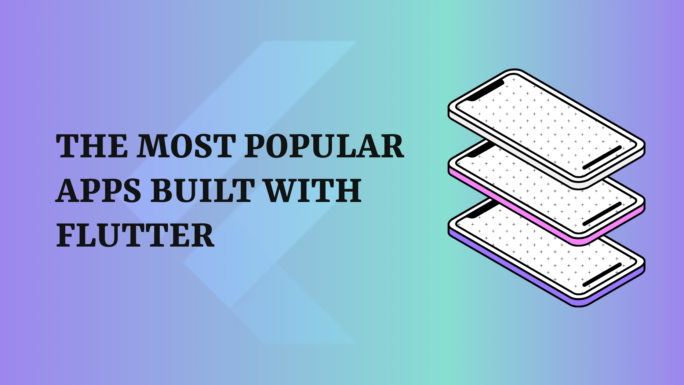 With Flutter Framework, you can develop an app once and cross-compile them for multiple platforms while exploring new features. Out of many apps built with Flutter, some have grown to become more popular than others, and below is a closer look at these unique applications.