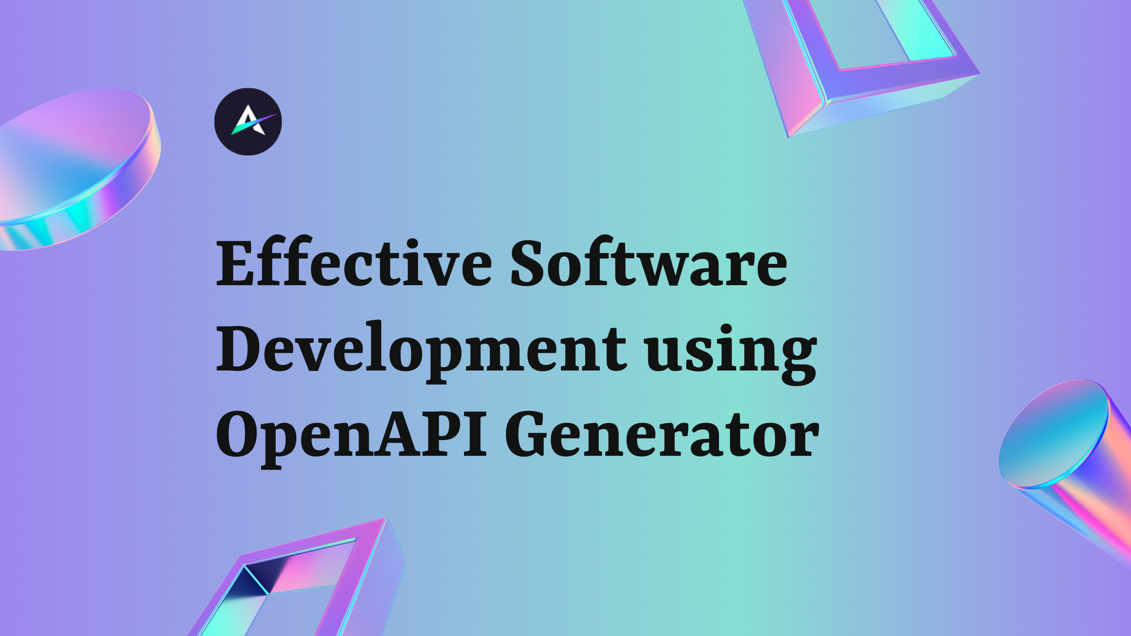 What is OpenAPI Generator? Why is the OpenAPI Generator important in software development? In this post, you will learn about the best development approaches we are currently using at Apex Labs. This time, we will talk about the OpenAPI Generator.