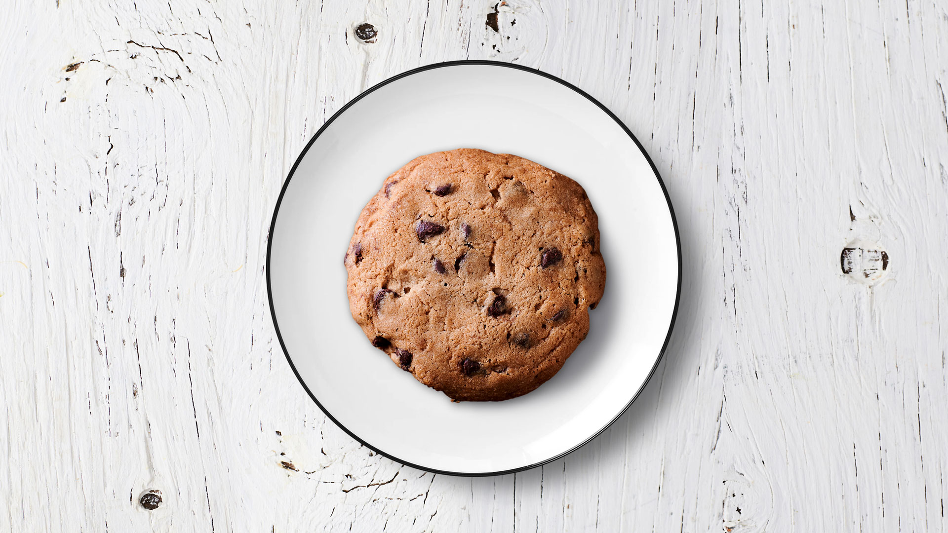 Homestyle Chocolate Chip Cookie