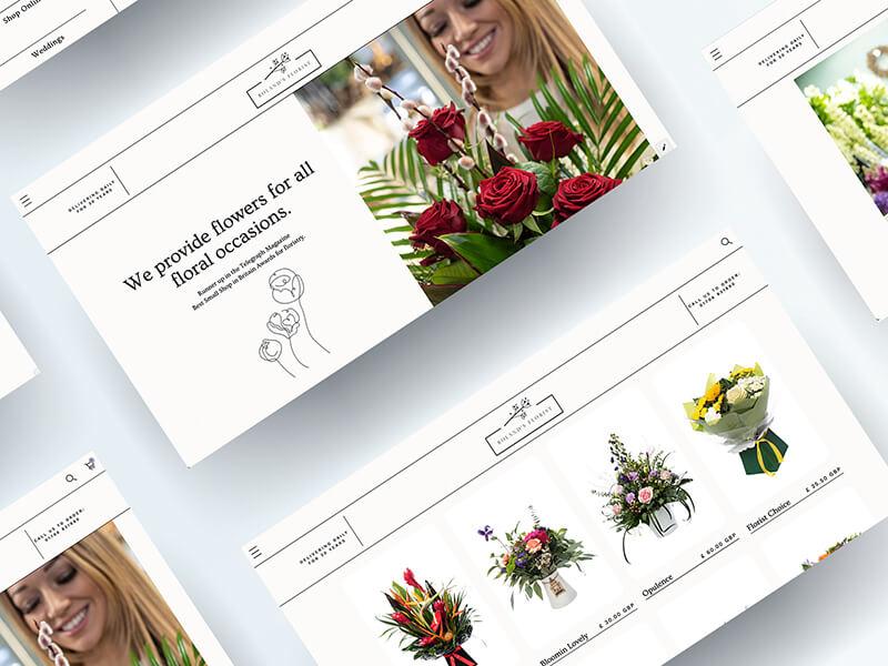 Website design agency based in Manchester. Forty3 Media website design.