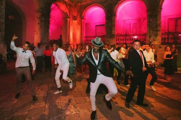 DJ Knight Dancing