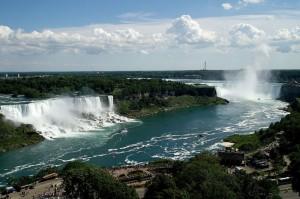 USA wedding venues - Niagara Falls