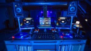 Barmitzvah DJ Set up