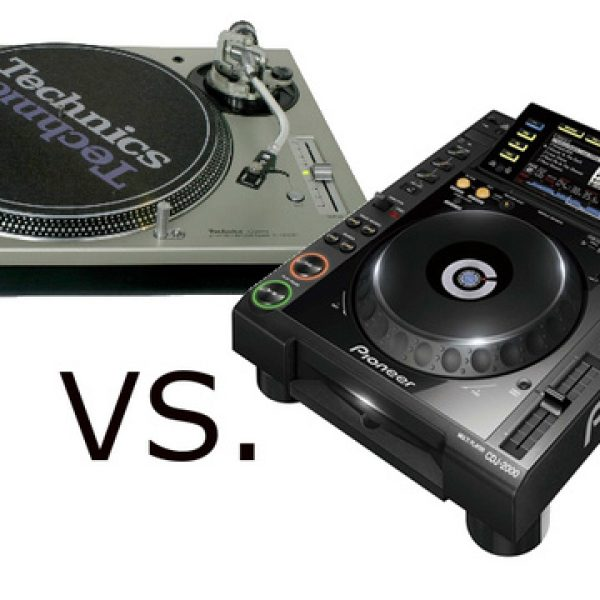 Digital Versus Vinyl