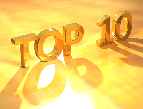 Top 10 Barmitzvah Hits