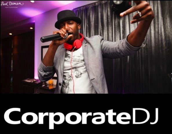 Corporate Christmas DJ
